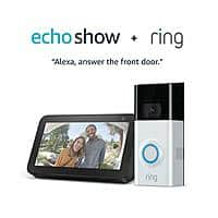 Ring 2 Doorbell with Amazon Show 5 at Target and Amazon $139.99