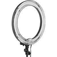 "Impact FRC-RLSLB Fluorescent 19"" Ring Light with Dimmer Kit $89 @ B&H Photo w/ Free Shipping"