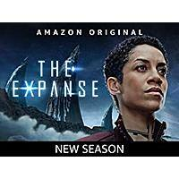 The Expanse TV Show - Season 4 Now Streaming Free with Amazon Prime