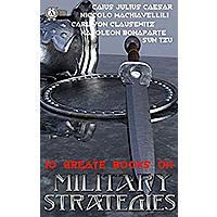 10 Greate Books on Military Strategies (Kindle) Free Image