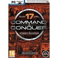 Command and Conquer: The Ultimate Edition (Includes 17 Games - PC Digital Download) $5.09
