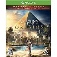 Assassin's Creed: Origins Deluxe Edition for PS4 and XBOX ONE - Physical - Free shipping $  39.99