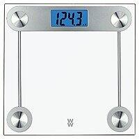 Conair Weight Watchers Clear Glass Digital Scale w/ LCD Display  $8.95