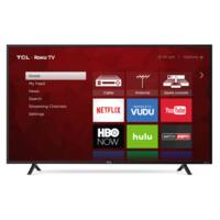 "TCL 55"" Class 4K (2160P) HDR Roku Smart LED TV (Model # 55S401) $348 or less @ Walmart - IN- STORE ONLY - YMMV"