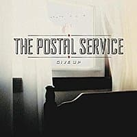 The Postal Service Give Up VINYL for $  10.08 at Amazon