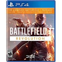 battlefield 1 Revolution- $29.99 @ Gamestop