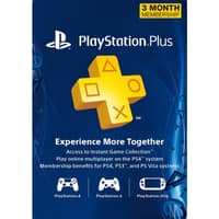 1-Year Sony PlayStation Plus Membership (Digital Delivery) $36.30