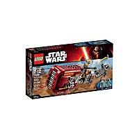 Prime Members - LEGO Star Wars Rey's Speeder 75099 Star Wars Toy $10.76 + FS