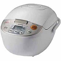 Zojirushi 10 Cup Micom Rice Cooker and Warmer - Beige (Made In Japan) - With Frys Daily Email Coupon Code - $130 with Free Shipping