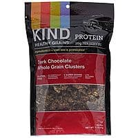11oz KIND Dark Chocolate Whole Grain Clusters $2.18 w/ S&S + Free Shipping