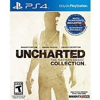 PS4 Uncharted - Nathan Drake Collection Digital Download for $8 at Amazon
