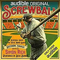 Screwball (Audible) by Simon Rich, and others - FREE for current sub Image