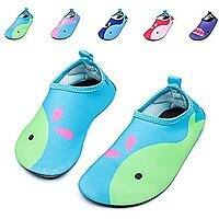 Kids Water Shoes Boys Girls Toddlers Water Shoes Water Proof Socks Beach Shoes For Beach Sporting Swimming $  6.79