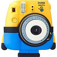Fujifilm - Minion Instax mini 8 Instant Film Camera in Best Buy $  79.99+FS