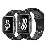 Apple Watch Band 42MM Soft Silicone Sport Band $  9.99 Shipped with Amazon Prime