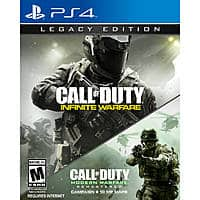 Call of Duty: Infinite Warfare Legacy Edition - PS4 - Walmart - $15