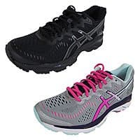 $160 Retail Asics Kayano 23 Women's Running Sneakers Available in Medium and Wide Widths $84.99
