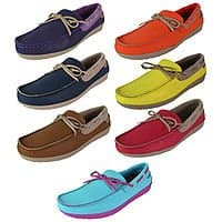 $55 Crocs Womens Wrap ColorLite Loafer Shoes - $9.99 Shipped