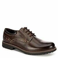 $79.99 Retail AM Shoes Mens Leather Lace Up Oxford Dress Shoes $39.99