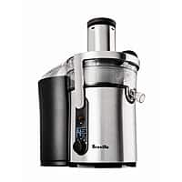 Breville BJE510XL Juice Fountain $  125.95 + tax - Amazon