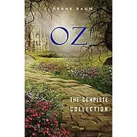 [FREE][kindle] The Complete OZ Collection & The Complete Little Women Collection @ Amazon Image