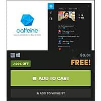 Caffeine a social broadcasting platform for gaming, entertainment, and the creative arts currently in early access Image