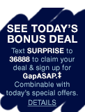 Gap 100% Merino Wool & Wool Blend Sweaters Starting At $  12.50 AC