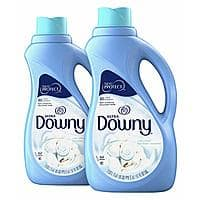 Downy Liquid Fabric Softener 2-Pack Only $5.49 Shipped (Just $2.74 Each)
