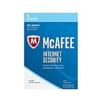 McAfee Internet Security 2017 -  3 PCs + FREE Far Cry Primal - PC Free After Rebate  @ Newegg