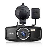 "AUTO-VOX D1 Dash Cam w/ GPS and 2.7"" LCD FHD 1080p + FREE 32G Memory card $  64.99 AC + FSSS @ Amazon"