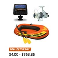 Save 30% on Boating and Fishing Gear, including the iBobber and Raymarine Dragonfly 7 Pro! $  61.19