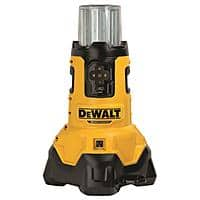 DeWalt DCL070 area light $179-$21.48(THISGOESTO12) = 157.52