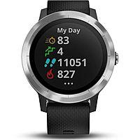 Garmin Vivoactive 3 Smartwatch - Black $130