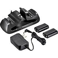 Insignia™ Dual Controller Charger for Xbox One Black NS-GXBODRC102 - Best Buy $10