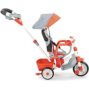 Little Tikes 5-in-1 Deluxe Ride & Relax, Reclining Trike $49