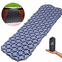 Ultralight Inflatable Sleeping Pad $  23.99 AC FS w/Prime
