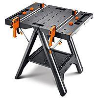 eBay - Worx WX051 Pegasus Folding Work Tablet & Sawhorse - $  71.99