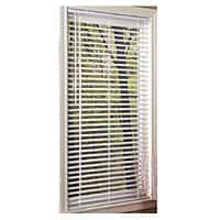 Lowe's: Project Source 1-in White Vinyl Room Darkening Mini-Blinds $  2.49 (Save 75%) YMMV!