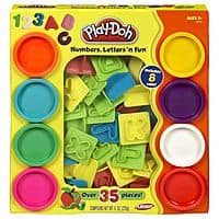 Amazon Prime: Play-Doh Numbers, Letters, N' Fun $6.96 + Free Shipping