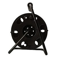 Woods Extension Cord Storage Reel w/ Metal Stand $7.30 + Free S/H on $35+