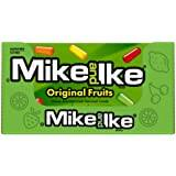 12-Pack 5-Oz Theater Box Mike and Ike Chewy Candy (Original Fruits) $7.25 w/ S&S + Free S&H w/ Prime or $25+