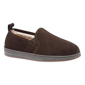 The Walking Company Zealand Men's Moccasin Slippers (Various Styles) $29 + Free Shipping