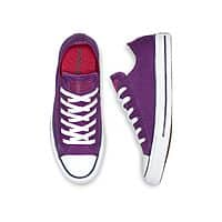 Unisex Shoe Converse Chuck Taylor All Star Seasonal Colors Low Top [width : Regular] $20.98