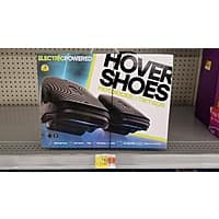 Jetson MotoKicks Electric self-balancing Hovershoes with LED Lights - YMMV $100