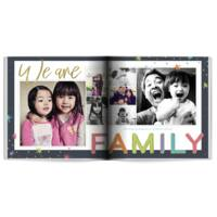 "20-Page Shutterfly 8""x8"" Hardcover Photo Book $8"