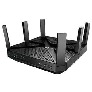 TP-Link Archer C4000 Tri-Band Wi-Fi Router $100