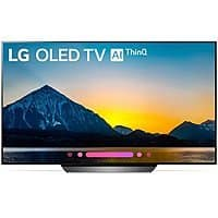 "LG 65"" 4K HDR Smart OLED TV w/AI ThinQ - OLED65B8PUA - Sam's Club - $1699"