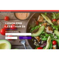 MealPal - the monthly lunch subscription for  $  6 - DC, NEW YORK, MIAMI, SF, BOSTON, CHICAGO