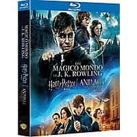 Wizarding World 9-Film Collection: SE Special Edition Blu-ray $40