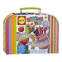 Prime Members: ALEX Toys Craft My First Sewing Kit $  9.79 + FS